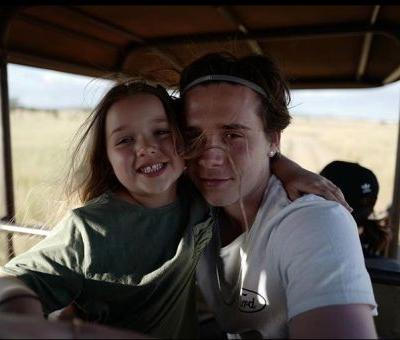 Brooklyn Beckham Shows off His Photography Skills on Adorable Little Sister Harper!