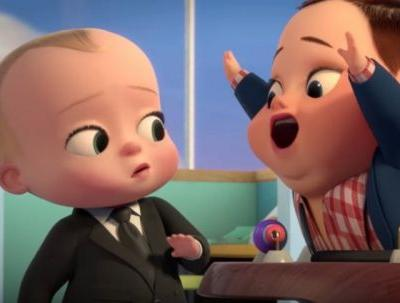 New Trailer for the Netflix Series The Boss Baby: Back in Business