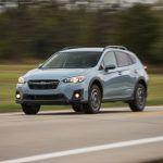 2018 Subaru Crosstrek Manual - Instrumented Test