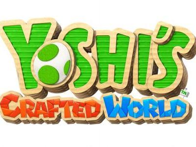 Yoshi's Crafted World Releases in Spring 2019, Gameplay Trailer is Diorama-Rific