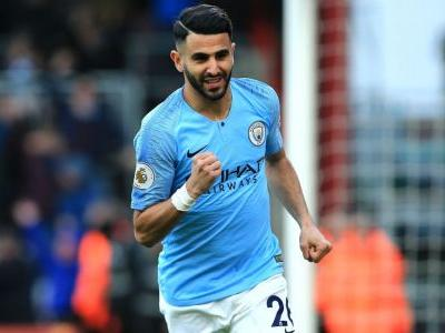 Manchester City's Mahrez to stay and fight for place despite limited opportunities
