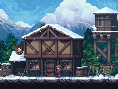 Chasm's getting a Switch port soon, and that feels like a natural fit