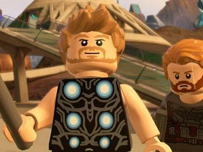 LEGO Marvel Super Heroes 2 Adds Infinity War DLC