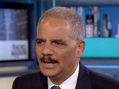 Eric Holder: If Buzzfeed Report is True 'Congress Must Begin Impeachment Proceedings'