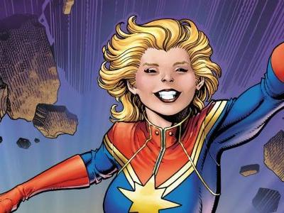Captain Marvel Has Wrapped Filming, Here's How Brie Larson Celebrated