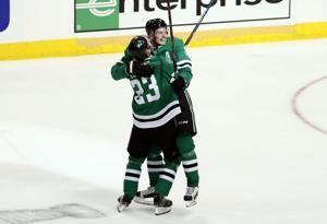 Stars bounce Preds with OT win in Game 6; Canes force Game 7