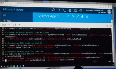 Microsoft builds a full cloud-based Bash shell into its Azure Portal
