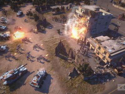 EA is exploring Command & Conquer remasters to celebrate 25th anniversary