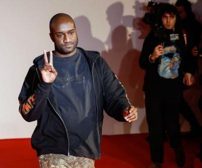 Virgil Abloh brings his crowds and his cool to Louis Vuitton menswear