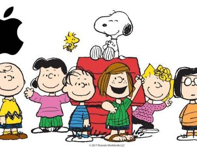 Apple expands animated collection with Charlie Brown 'Peanuts' content for upcoming streaming service