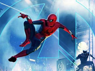 Disney Parks Reveals New Marvel Superhero Attractions