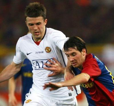 Carrick reveals he suffered from depression after 2009 Champions League final