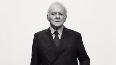 Must Read: Sir Anthony Hopkins Fronts Brioni's Fall Campaign, Sources Say Amazon and Violet Grey Strike Beauty Deal