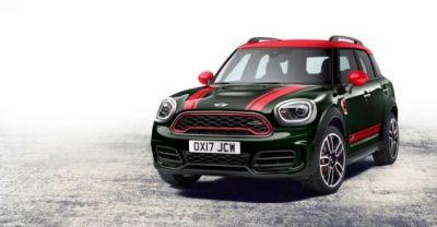 The 2017 Mini John Cooper Works Countryman: It's What's On The Inside That Counts