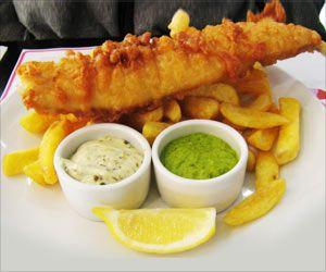 Fight Obesity Crisis by Shrinking Fish and Chips: Study