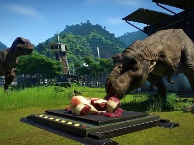Jurassic World Evolution getting meaty new DLC this month