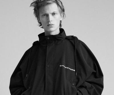 Sandro Presents Formal Minimalism for Fall/Winter 2018 Collection