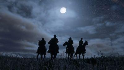 Red Dead Redemption 2 shown off in new screenshots