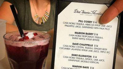 Capsule-Covered Cocktail 'Pill Cosby' Removed From DC Bar Drink List