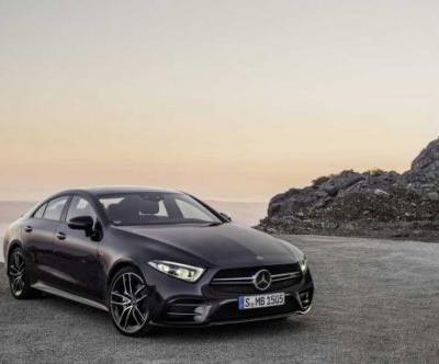 Mercedes-AMG 53-series CLS, E-Class Coupe and Cabrio debut