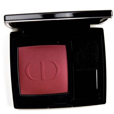 Dior Dolce Vita (555) Rouge Blush Review & Swatches