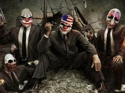 PAYDAY 2 will be robbing Switch owners of their free time in February