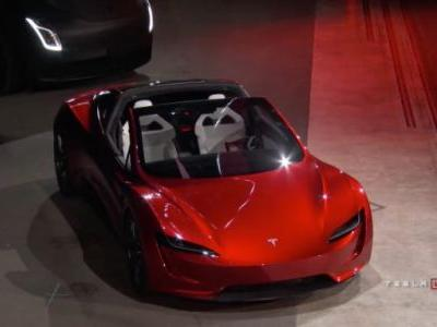 This is the new Tesla Roadster: 0-60 in 1.9 seconds