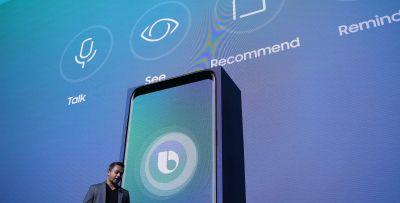 Samsung reportedly drops plans for a Bixby speaker, at least for now