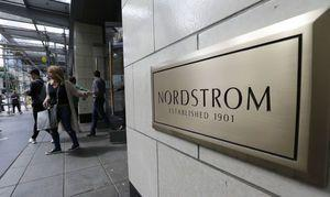 Nordstrom reports $114 million profit after loss a year ago