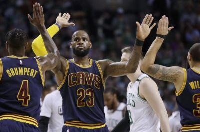 Marla Ridenour: LeBron James' MVP snub will help him chase the two things he wants most - title trophies and the ghost