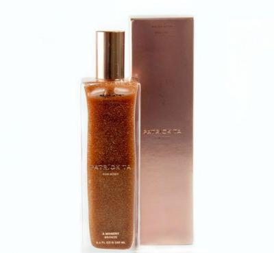 New and Now: Patrick Ta Beauty Major Glow Body Oil