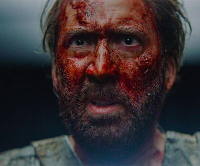 The surrealist horror film Mandy pits Nicolas Cage against murderous hippies