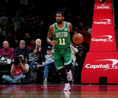 Post Up: Kyrie Irving Drops 37 Points, Comes Up Clutch in OT ❄️