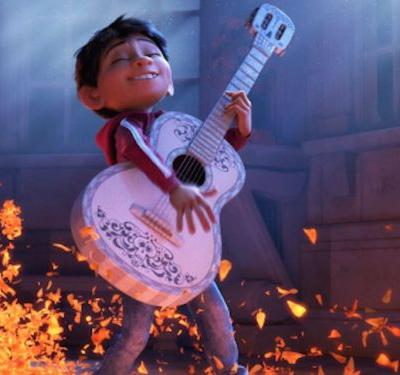 Get Crafty With The Kids These Holidays With A 'Coco'-Inspired DIY Guitar