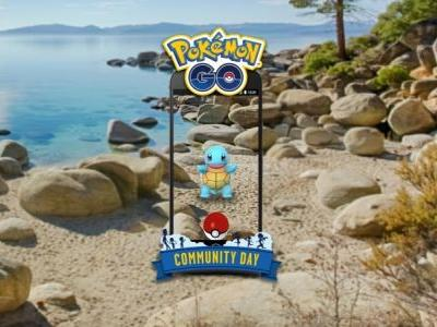 Next Pokémon Go Community Day To Focus On Squirtle