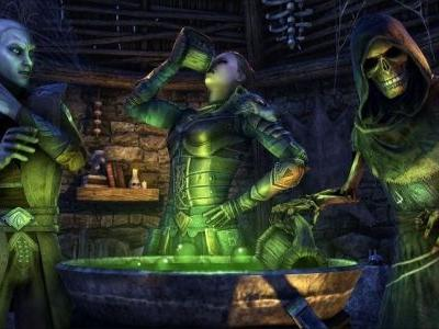 Elder Scrolls Online Is Letting You Be The Monster