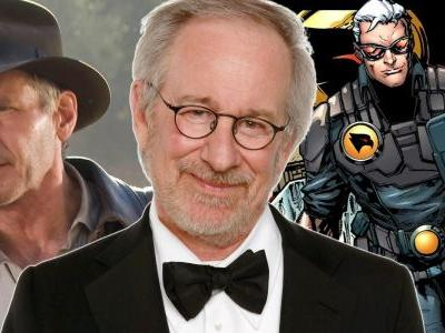 Spielberg Won't Tackle Blackhawk Until After Indy 5 & West Side Story
