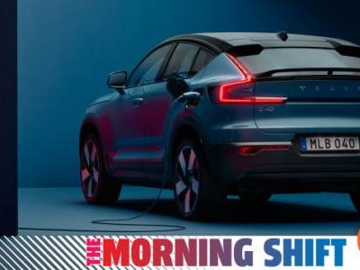 Volvo Thinks You Don't Want A Gas Engine Car