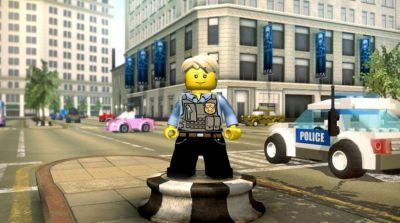 You won't need to go undercover to see this Lego City Undercover trailer