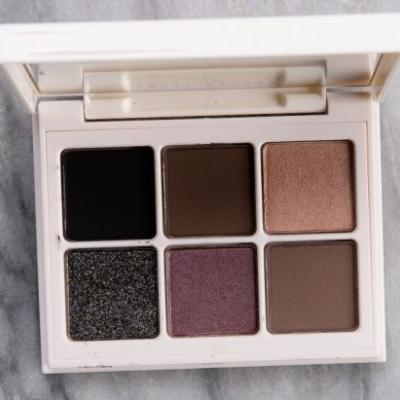 Fenty Beauty Smoky (6) Snap Shadows Eyeshadow Palette Review & Swatches