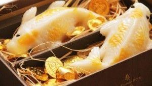Four Seasons Hotel Shanghai Presents Handmade Traditional Chinese Rice Cakes to Celebrate