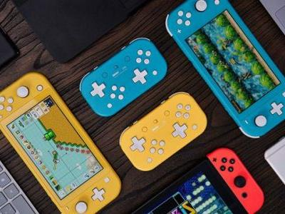 8BitDo Reveals Switch Controller