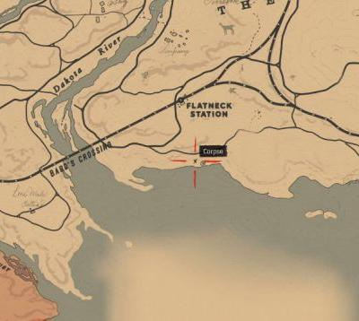 How To Find This Very Sad Red Dead Redemption 2 Easter Egg
