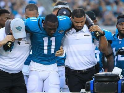 Marqise Lee injury update: Jaguars WR to have knee surgery, go on IR