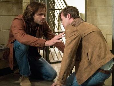 Supernatural Season 13 Images: Lucifer's Son is Behind Bars