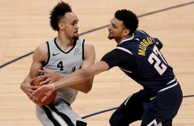 Jamal Murray's clutch floater helps Nuggets sink Spurs in Game 7