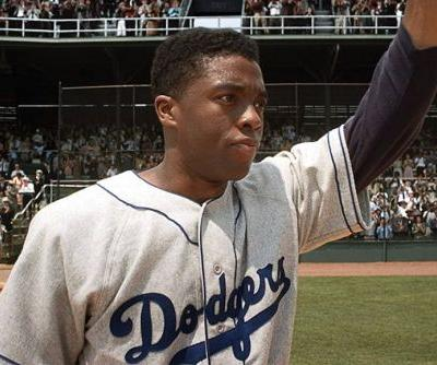 Chadwick Boseman's Jackie Robinson Biopic 42 Will Be Re-Released in Theaters To Honor the Late Actor