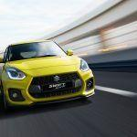 Remember Suzuki? Its New Swift Sport Hatchback Makes 175 HP and Weighs 2100 Pounds