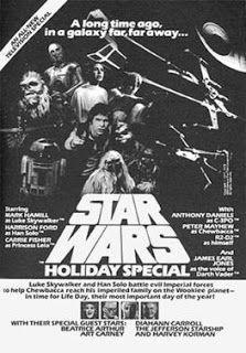Agony Booth review: The Star Wars Holiday Special (1978)