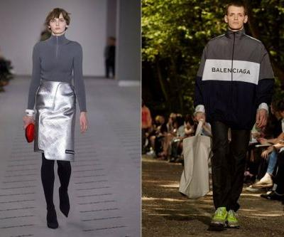 Balenciaga is combining its men's and women's shows